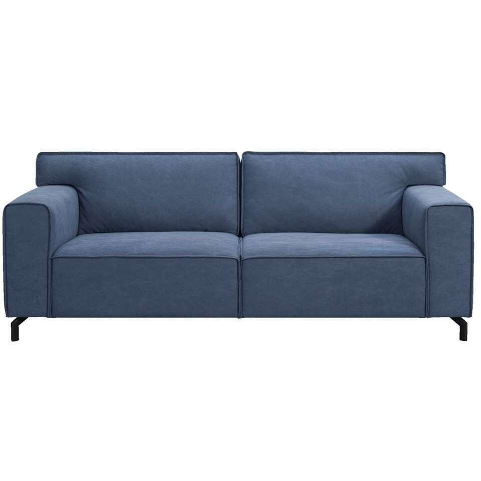Zetel Jack 3-zits - jeansblauw