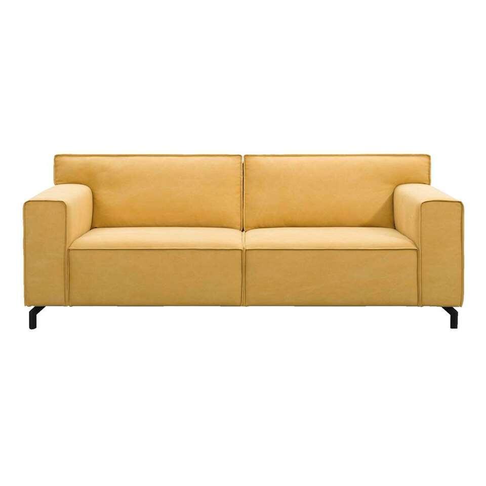 Zetel Jack 3-zits - geel