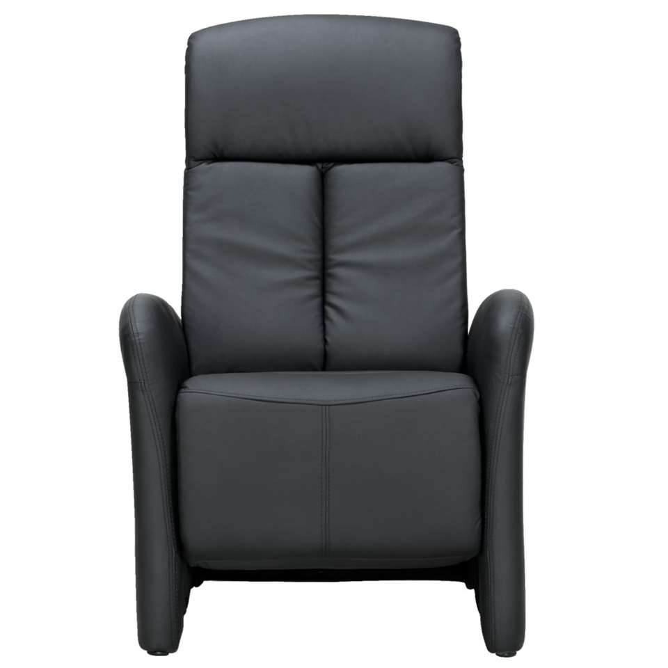 Fauteuil relax Dakota est un fauteuil réglable. Ce fauteuil luxueux garantit des heures de se détendre agréablement. On peut faire basculer le dossier en arrière et lever les pieds. C'est confortable!