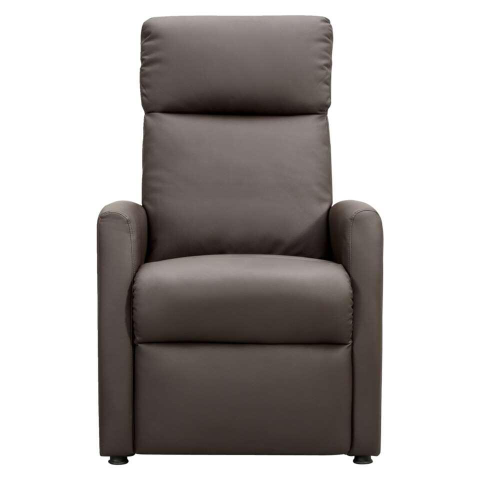 Le fauteuil relax Billund vous garantit des heures de relaxation. Installez-vous dans ce fauteuil, lisez un peu ou endormez-vous.