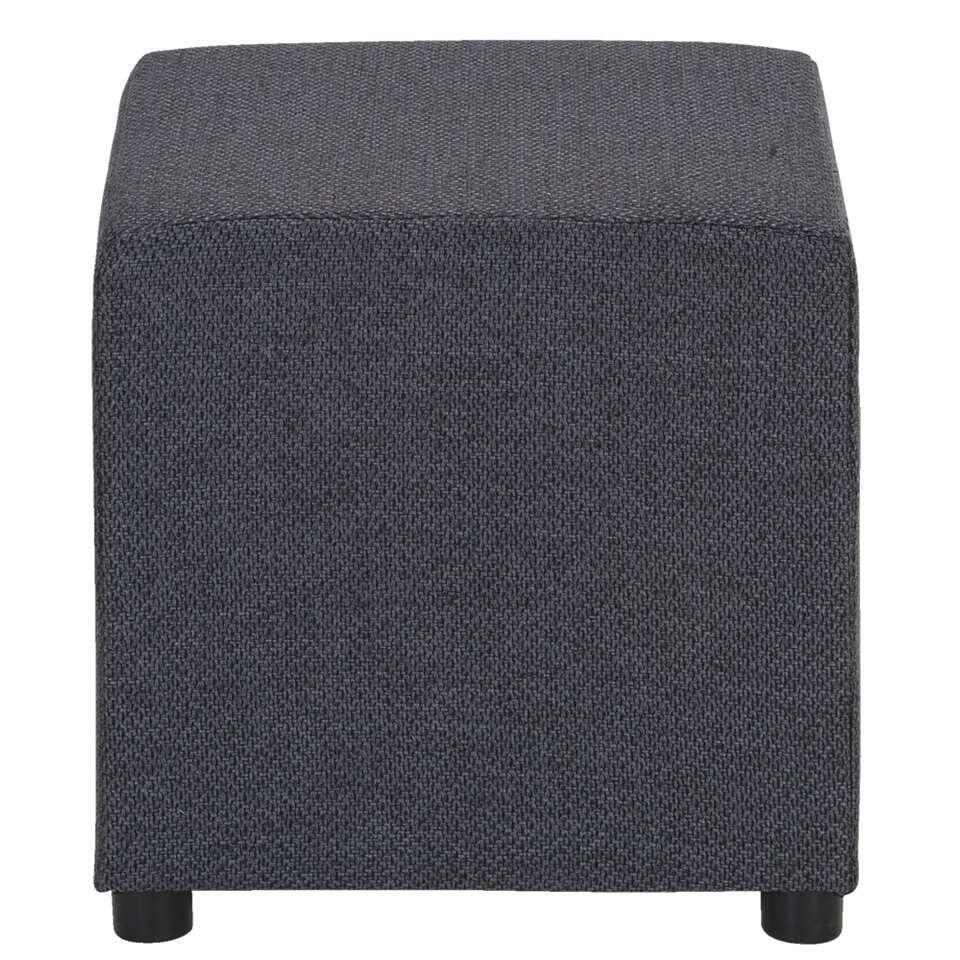 Hocker Noah - antraciet