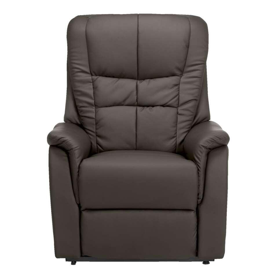 On ne peut s'attendre au confort ultime qu'avec un fauteuil relax. Grâce à ses dimensions royales, son revêtement confortable et son ossature en hêtre massif, ce fauteuil vous permettra de vous détendre confortablement.