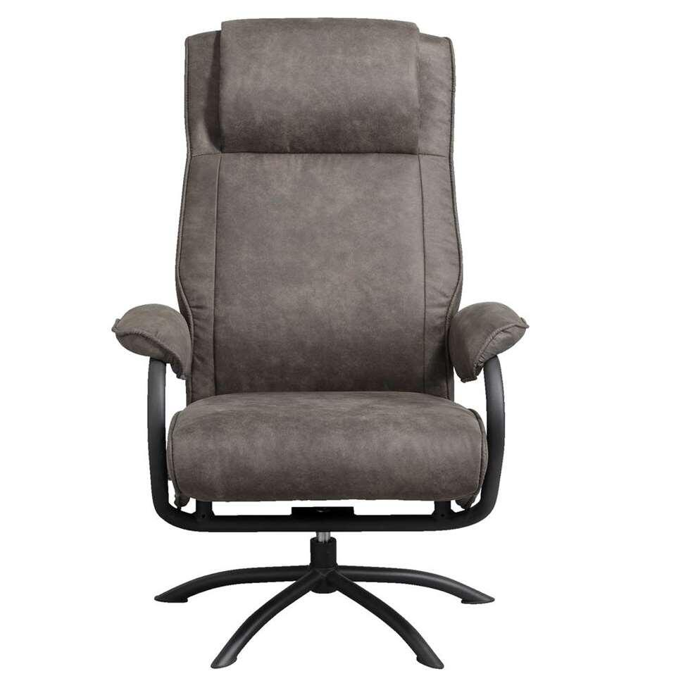 Fauteuil relax Vic - anthracite