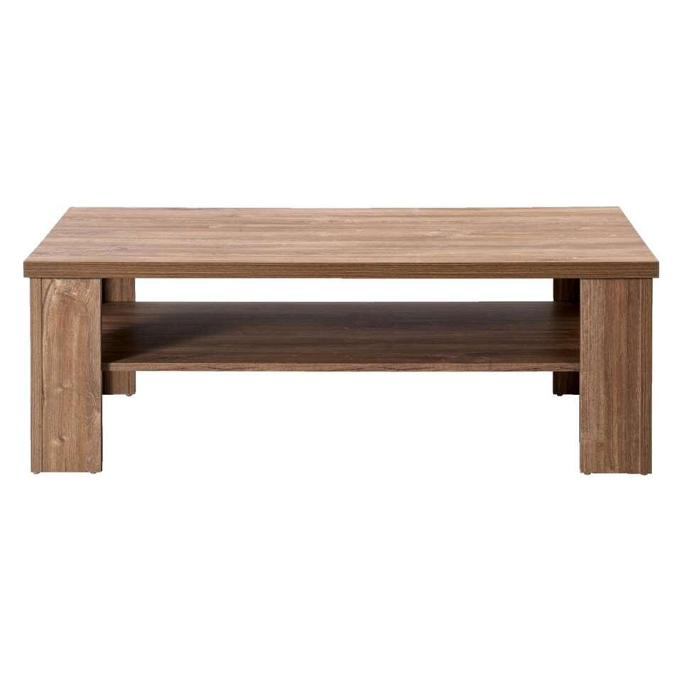 Table de salon Matthias - couleur acacia - 40x118x67 cm