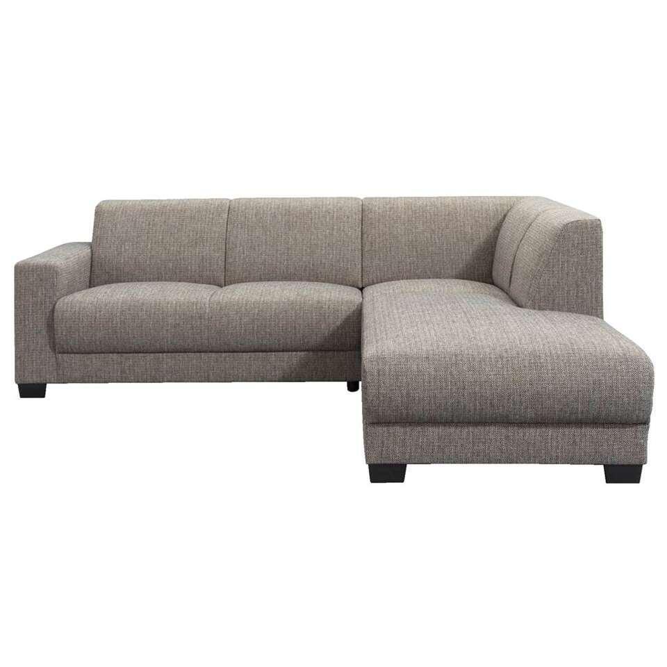 Canapé d'angle Aberdeen angle à droite - beige