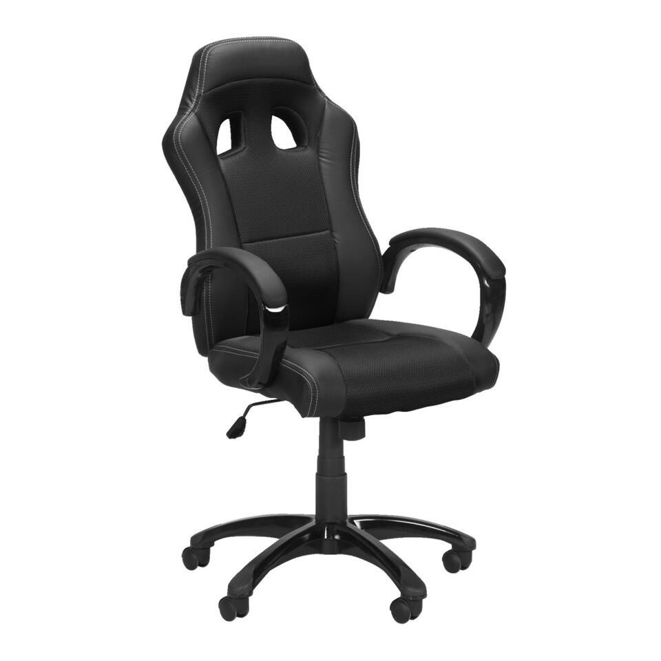 Chaise de bureau Monza - noire
