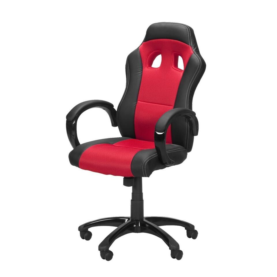 De De Bureau Bureau Chaise Chaise Monza Monza Rouge xBrodCeW