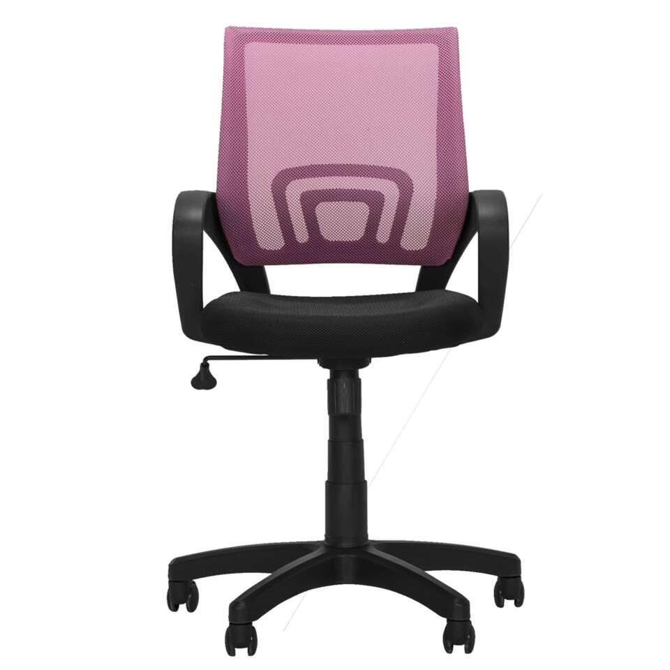 chaise de bureau arlington rose. Black Bedroom Furniture Sets. Home Design Ideas