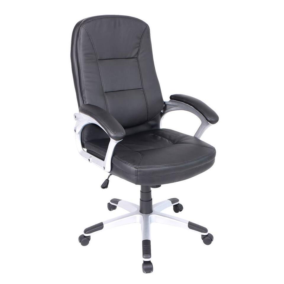 Chaise de bureau Oakland - noire