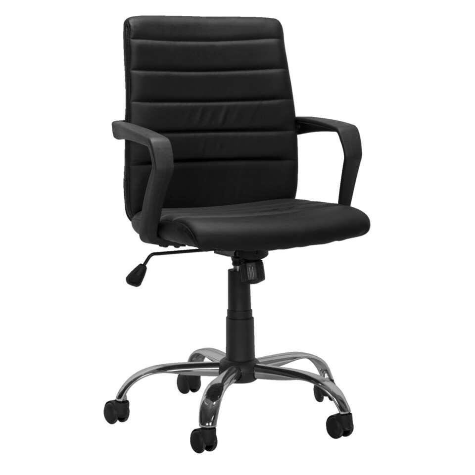 Chaise de bureau Colombus - noire