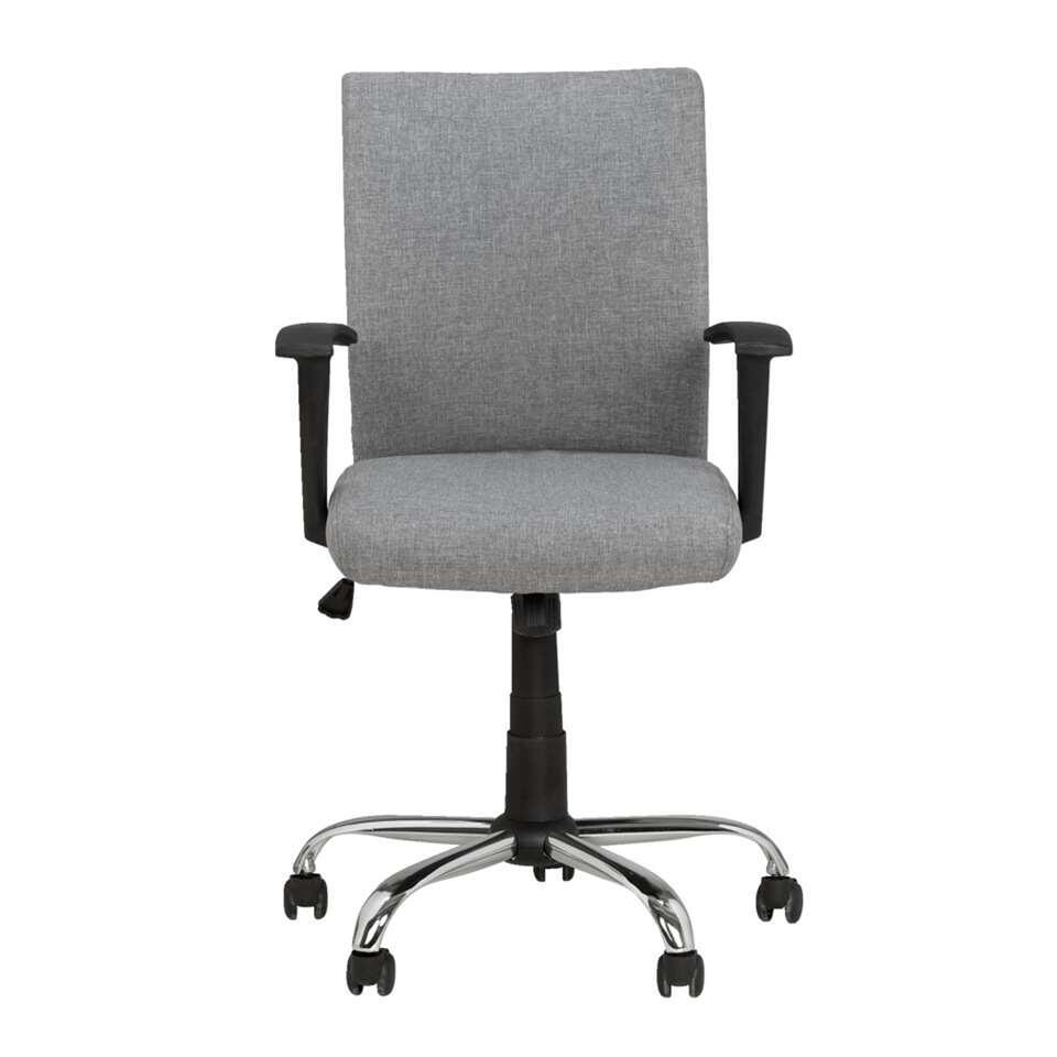 Chaise de bureau Rochester - grise