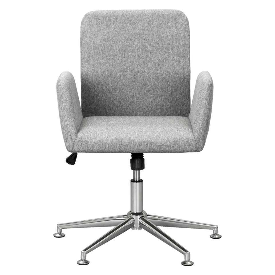 Chaise de bureau Trento - grise