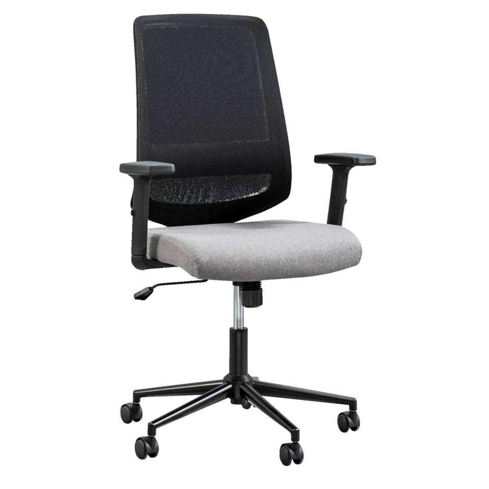 Chaise de bureau Halden - grise