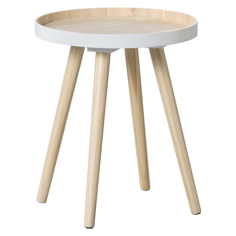 Vous cherchez une table d'appoint fonctionnelle mais charmante? Optez pour la table Stavanger. Ce design simple vous offre tout ce qu'on espère d'une table d'appoint.