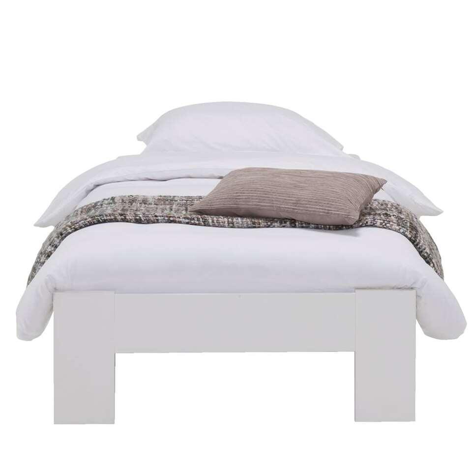 Bed Sydney - wit - 90x200 cm