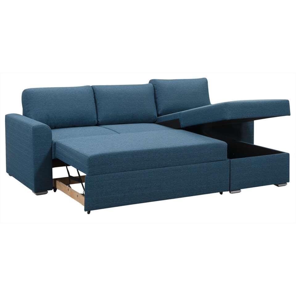 canap convertible bern bleu. Black Bedroom Furniture Sets. Home Design Ideas