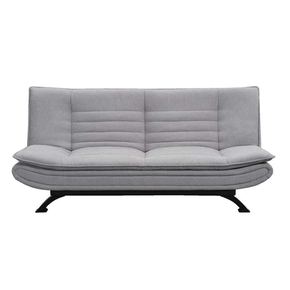 Canapé convertible Kopenhagen - gris clair