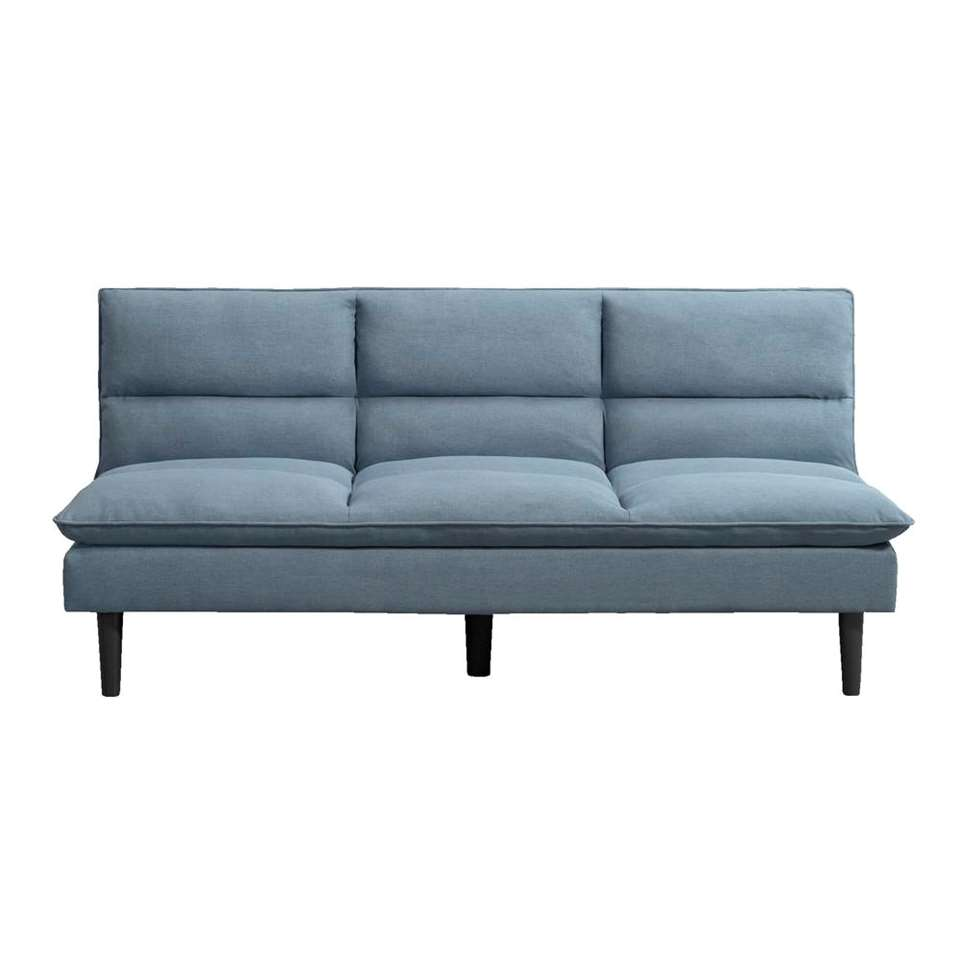 Canapé convertible Antibes - bleu/gris