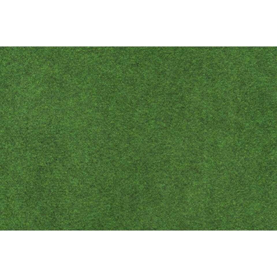 tapis gazon savanne vert 133x400 cm