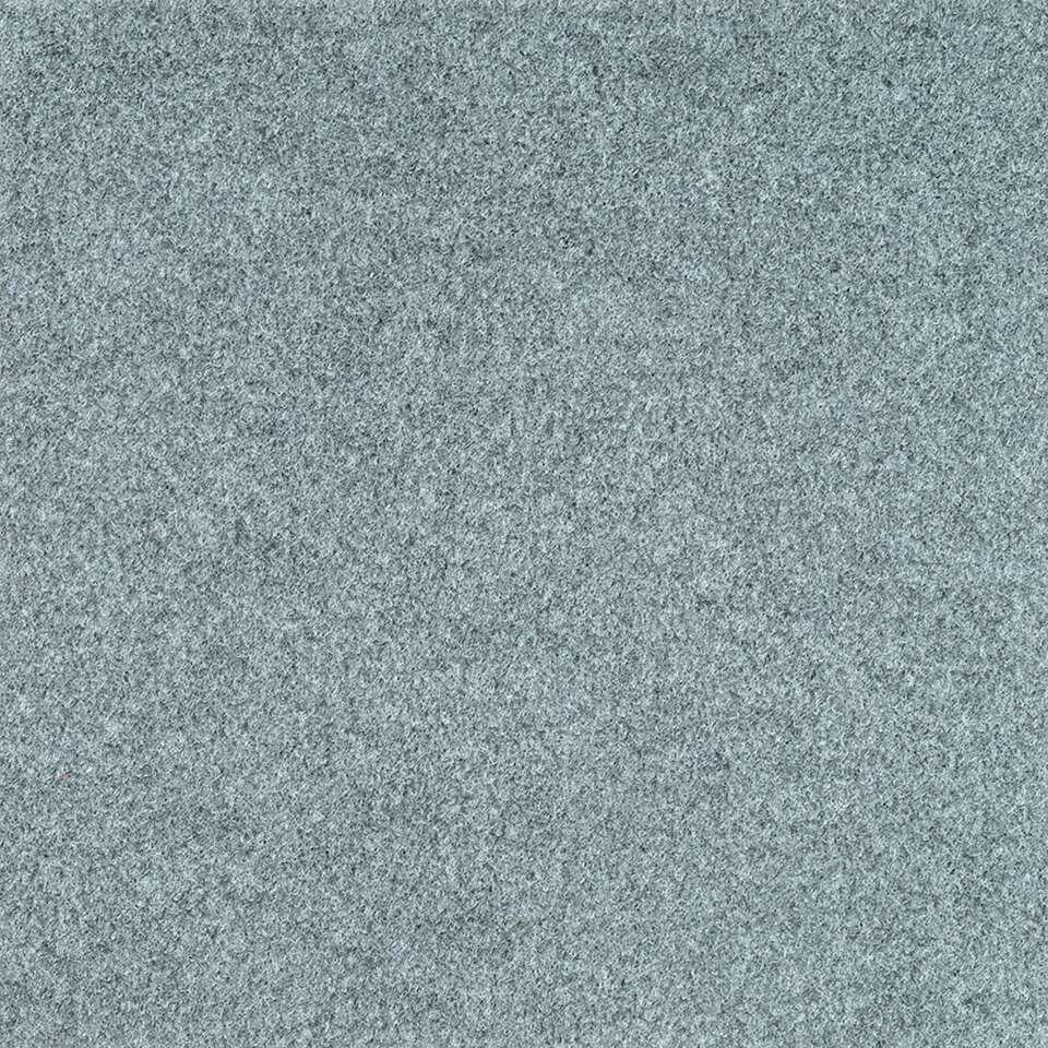 ENKEL ONLINE VERKRIJGBAAR. Tegel Orlando is een grijze tapijttegel in haarvilt. Orlando heeft een polyflex rug en afmetingen van 50x50 cm. De tegel wordt per stuk verkocht.