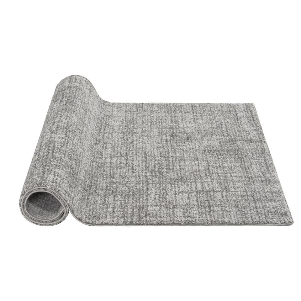 tapis softness gris argent 160x230 cm. Black Bedroom Furniture Sets. Home Design Ideas