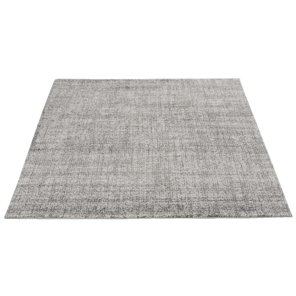tapis softness gris argent 160x230 cm. Black Bedroom Furniture Sets. Home Design Ideas