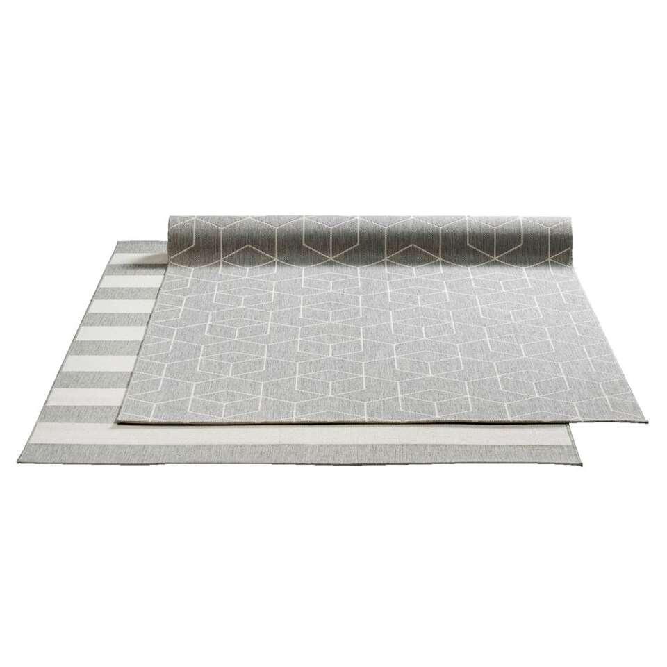 tapis essenza gris 160x230 cm. Black Bedroom Furniture Sets. Home Design Ideas