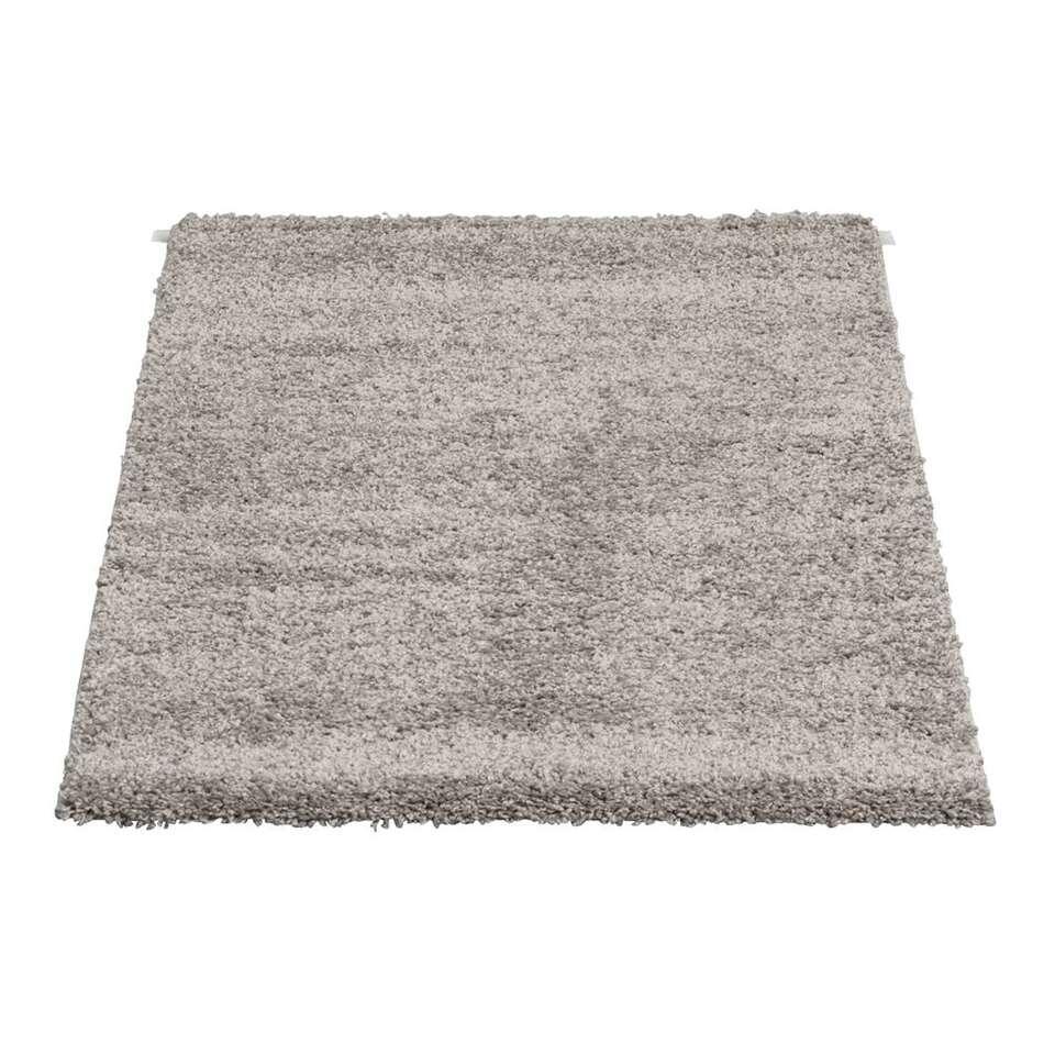 Tapis Domino - gris - 80x150 cm