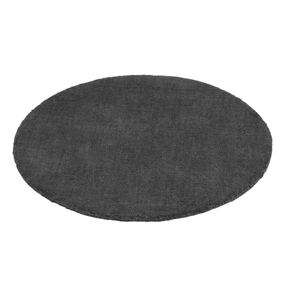 tapis colours couleur charbon de bois 68cm. Black Bedroom Furniture Sets. Home Design Ideas