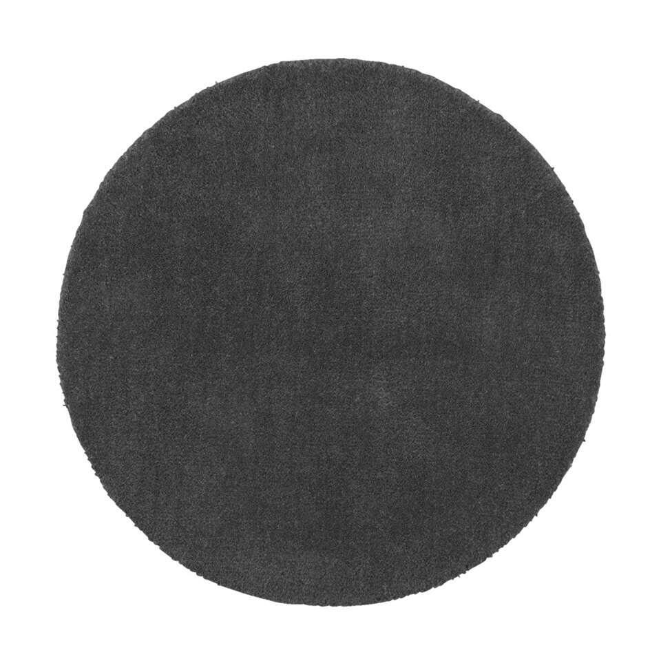 Tapijt Colours is een modern grijs tapijt met een diameter van 68 cm. Tapijt Colours is er in vele vrolijke kleurtjes! Leg dit tapijt voor uw bed. Zo hebt u altijd warme voeten.