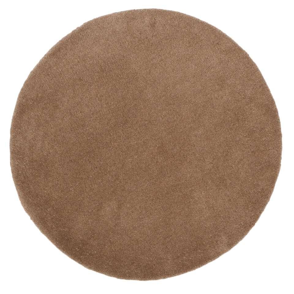 Tapijt Colours is een mooi rond tapijtje. Leuk voor in de slaapkamer of speelkamer. Tapijt Colours is verkrijgbaar in diverse kleuren. Combineer bijvoorbeeld met een knalkleur voor een leuk effect!