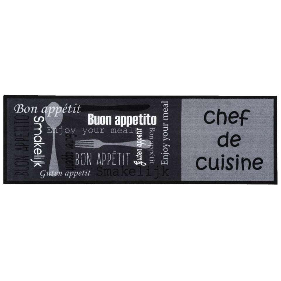 Tapis de cuisine Chef de Cuisine - 50x150 cm