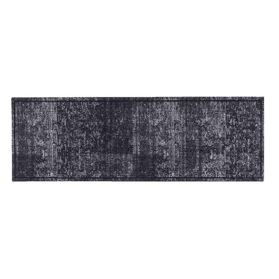 Keukenloper Velvet Anthra 50x150 cm