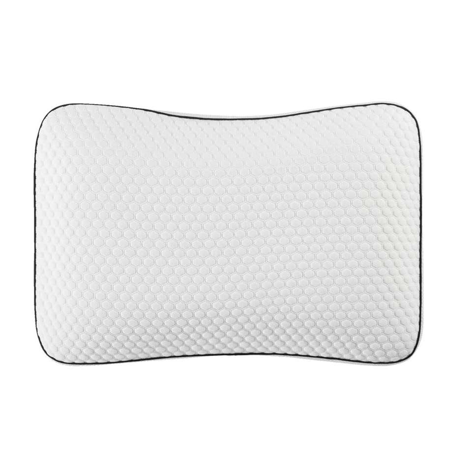 Royal oreiller en mousse viscoélastique DuoFlex Foam - 40x60x13 cm