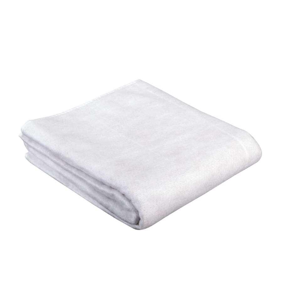 Avec cette protection sous-matelas vous protégez efficacement votre matelas contre des dégâts causés par le sommier et la condensation. Avec couche antidérapante pour éviter les glissements lors du sommeil ou quand vous faites le