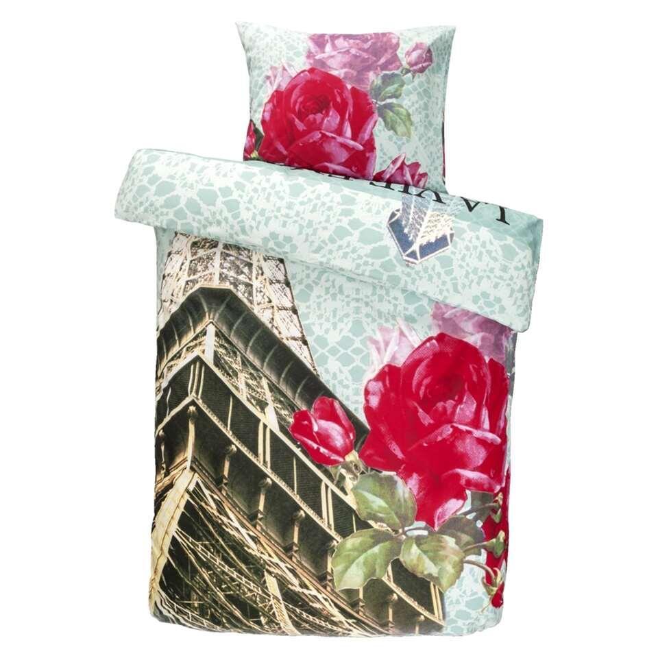 parure de couette nancy 200x200 cm. Black Bedroom Furniture Sets. Home Design Ideas