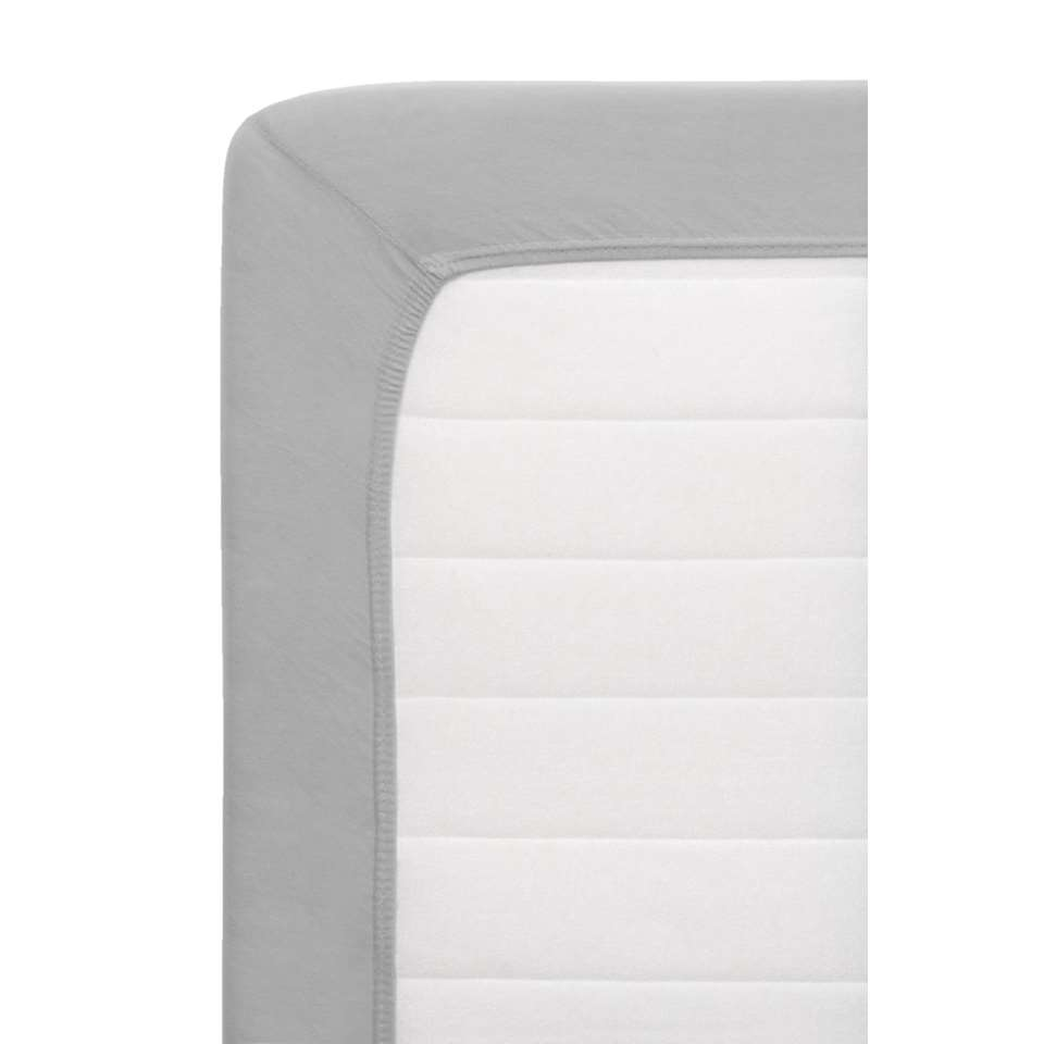 Dit hoeslaken is heel makkelijk en mooi strak om je matras te doen dankzij de ingenomen hoeken en elastieken randen. Verder is het gemaakt van een uitstekende kwaliteit katoen! Een goede nachtrust is gegarandeerd!