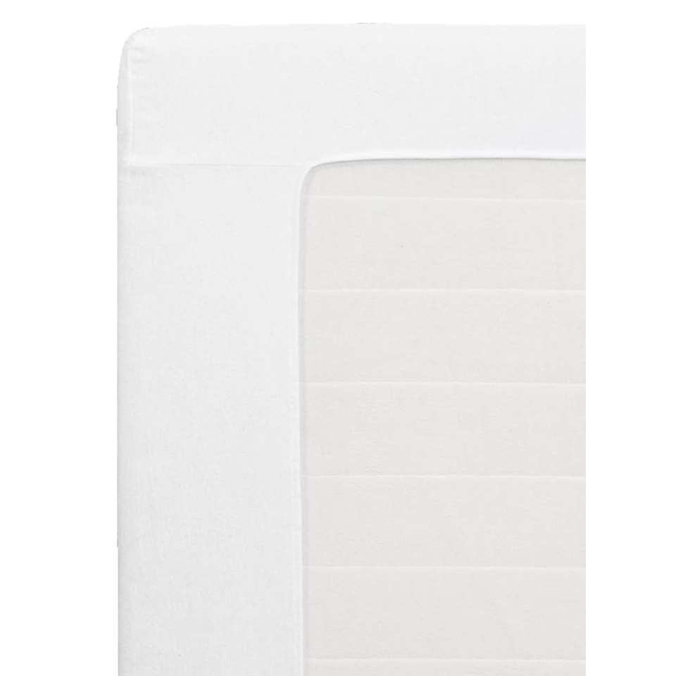 Molton splittopdekmatras - 180x210/220 cm