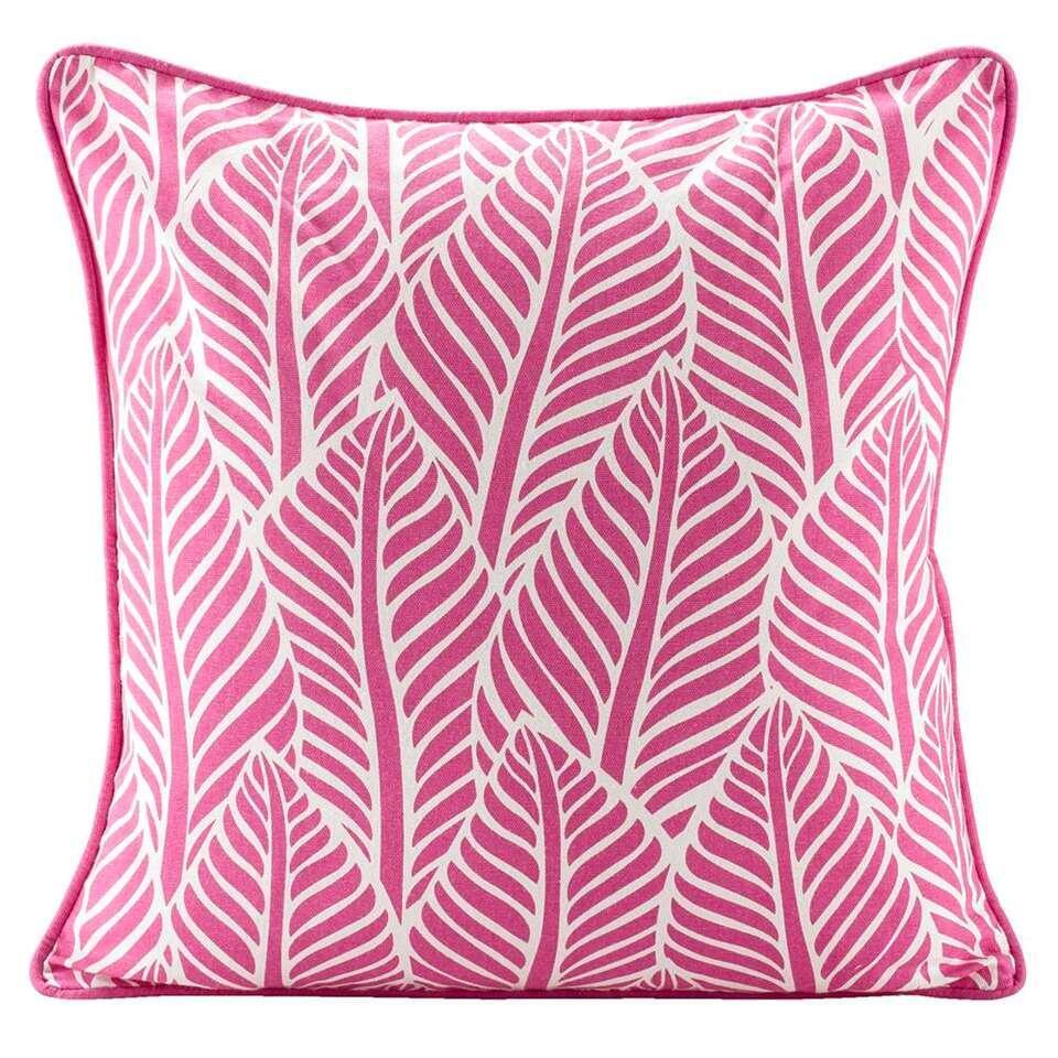 sierkussen jamaica roze 45x45 cm