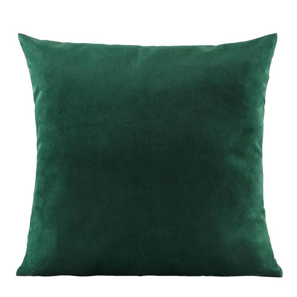 Sierkussen Scott - groen - 45x45 cm