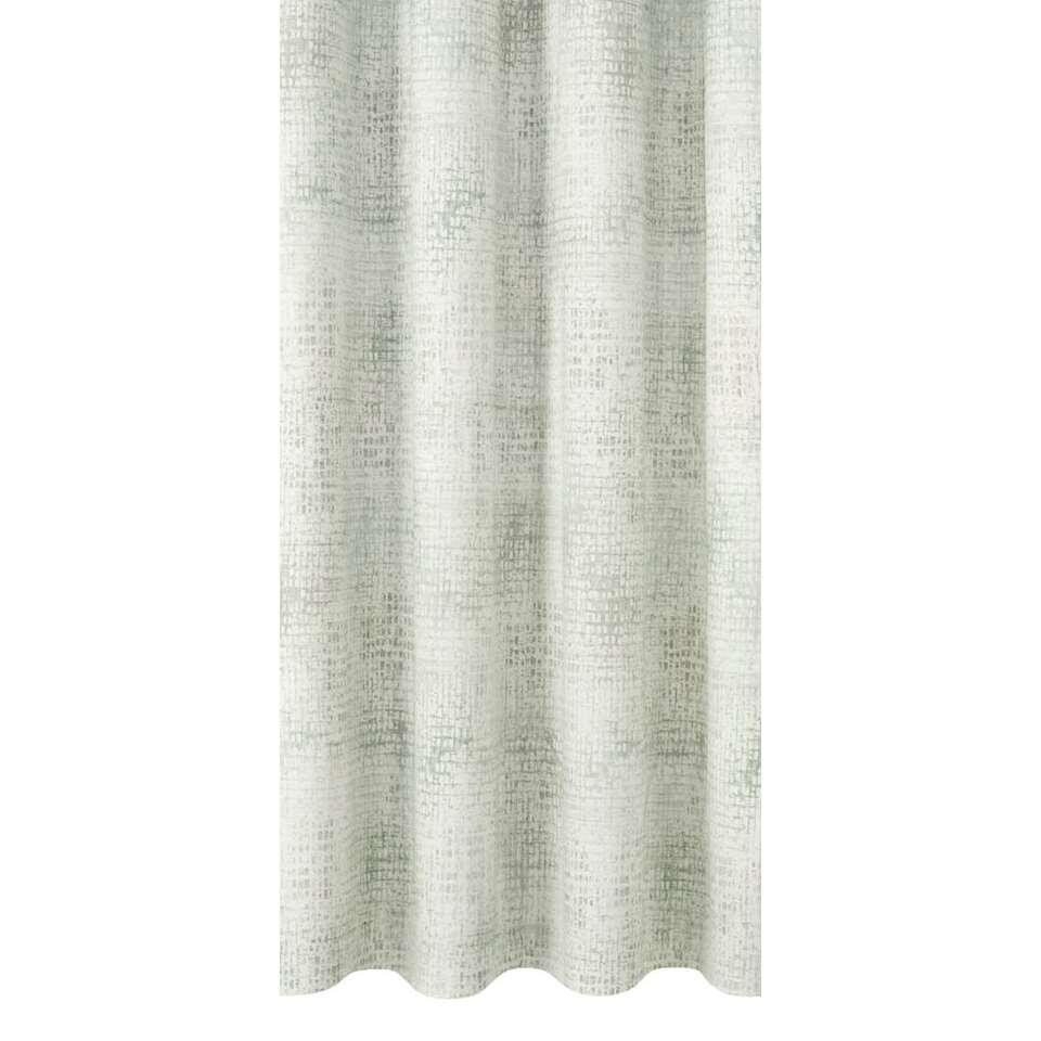 tissu pour rideaux dublin vert. Black Bedroom Furniture Sets. Home Design Ideas