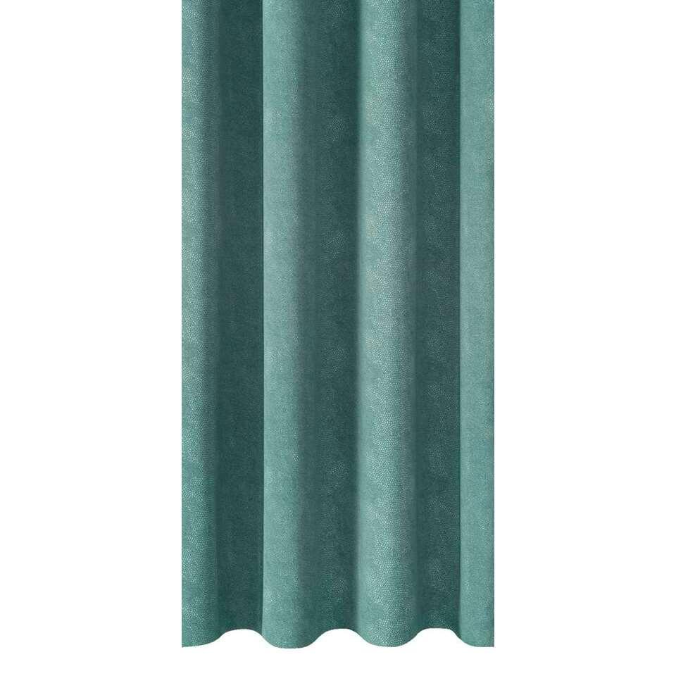 tissu pour rideaux krakau vert. Black Bedroom Furniture Sets. Home Design Ideas