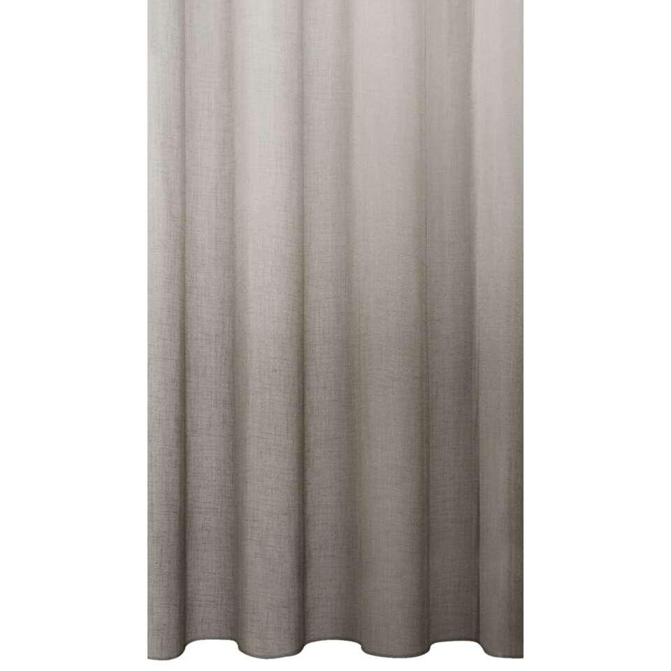 Voilage Gent - taupe - 290 cm