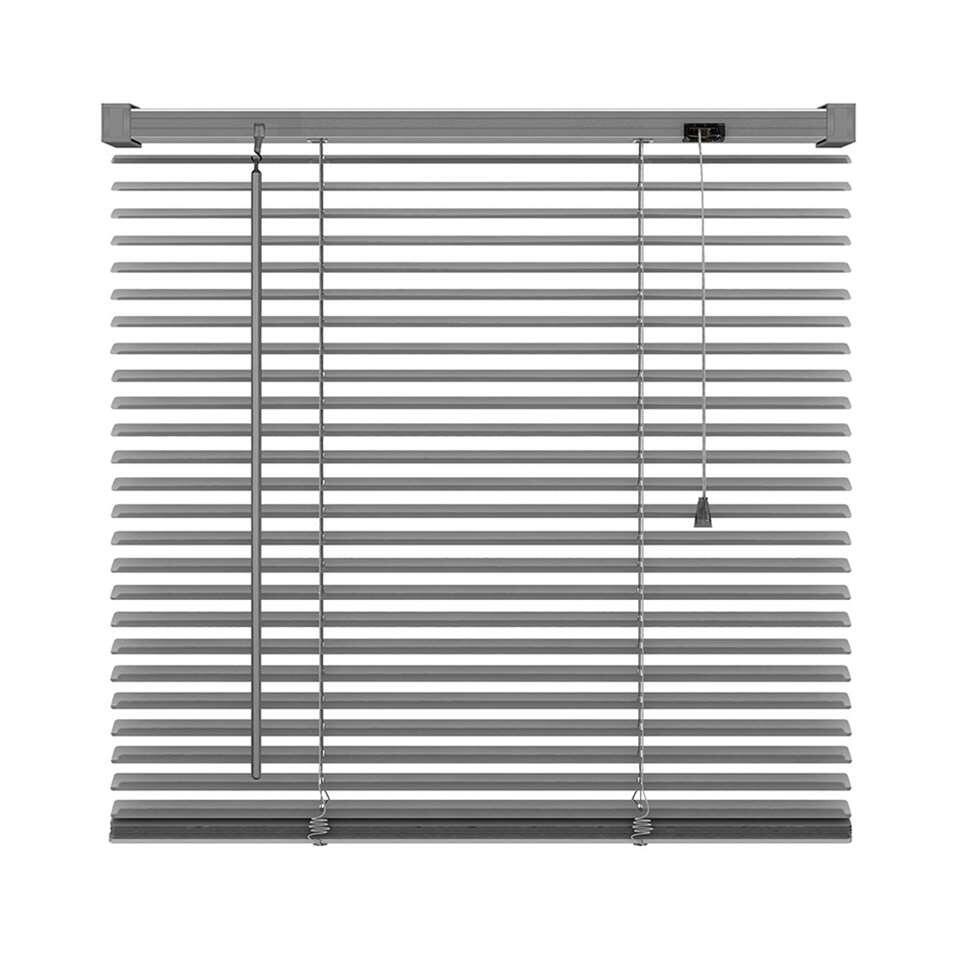store v nitien horizontal basic pvc anthracite 80x180 cm. Black Bedroom Furniture Sets. Home Design Ideas