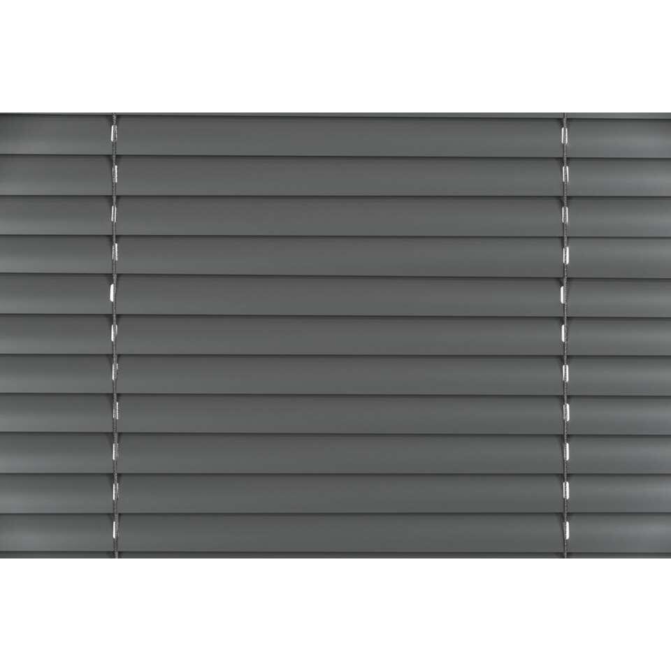store v nitien horizontal aluminium 25 mm anthracite 60x130 cm. Black Bedroom Furniture Sets. Home Design Ideas