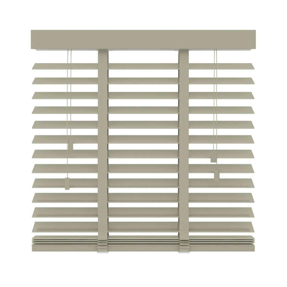 store v nitien horizontal bois 50 mm couleur pis 60x220 cm. Black Bedroom Furniture Sets. Home Design Ideas