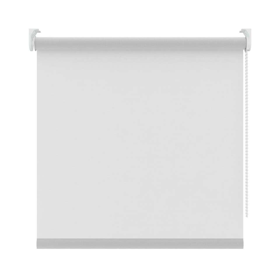 Store enrouleur translucide - blanc - 120x250 cm