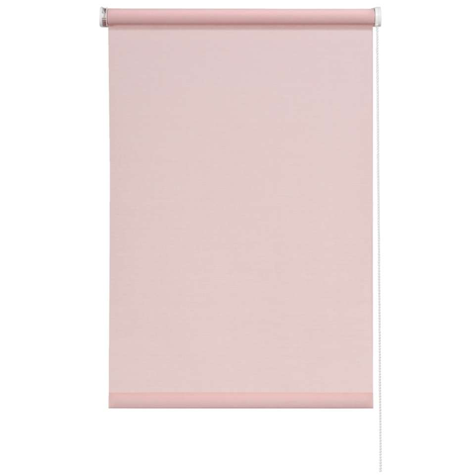 Store enrouleur translucide - rose clair - 60x190 cm