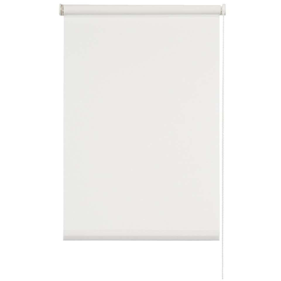 Store enrouleur translucide - blanc transparant - 60x190 cm