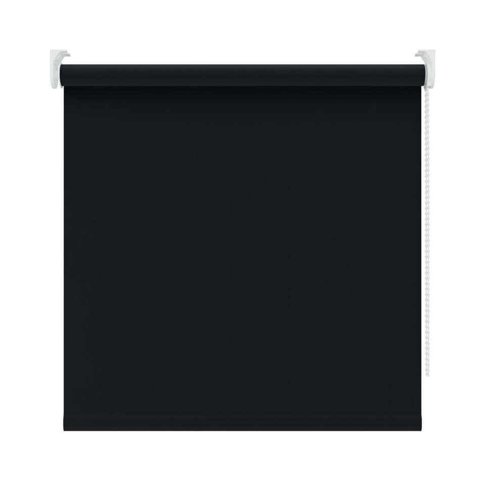 Store enrouleur occultant - noir - 210x190 cm